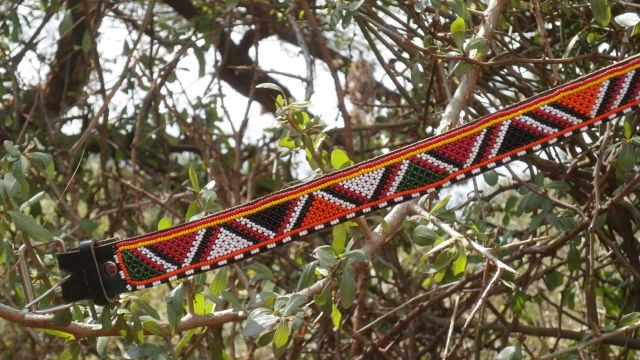 Image of Oloimugi Maasai beaded belt