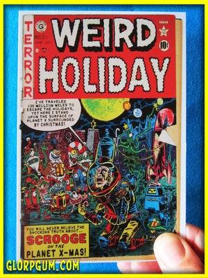 Weird Holiday Cards
