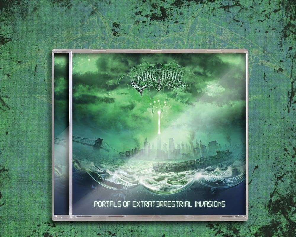 Image of Album Portals Of Extraterrestrial Invasions