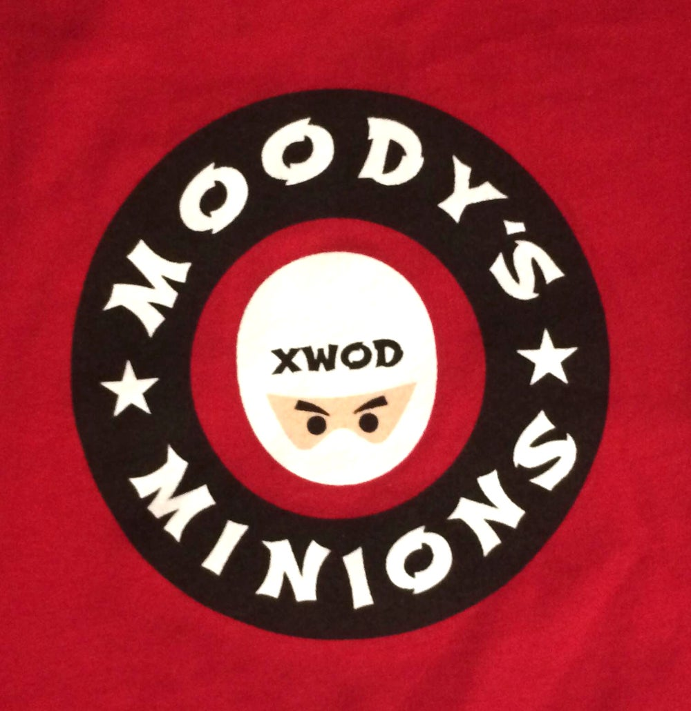 Image of Moody's Minions Boys T-Shirt