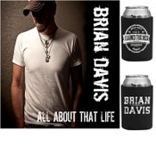 "Image of NEW CD ""ALL ABOUT THAT LIFE"""