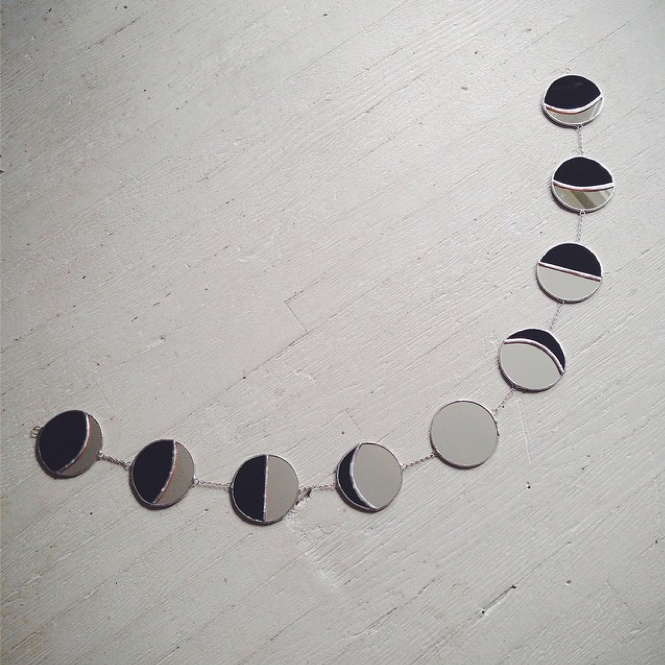 Image of Custom Moon Phase, Shadows and Light