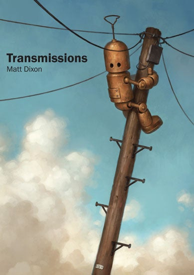 Image of Transmissions - Robot art by Matt Dixon