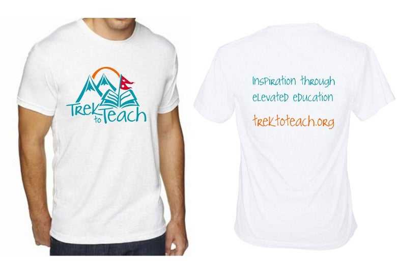 Image of Trek to Teach T-Shirt