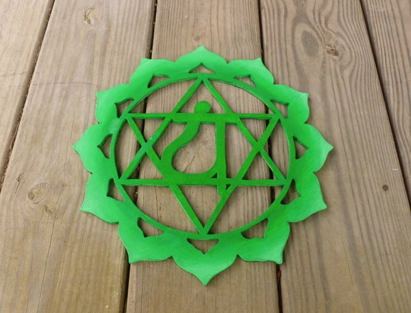 Image of Anahata: The Heart Chakra
