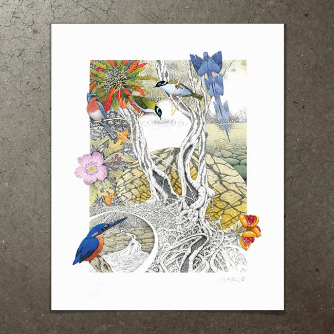 Image of Abundance - Art Print