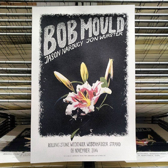 Image of BOB MOULD (rsw 2014)