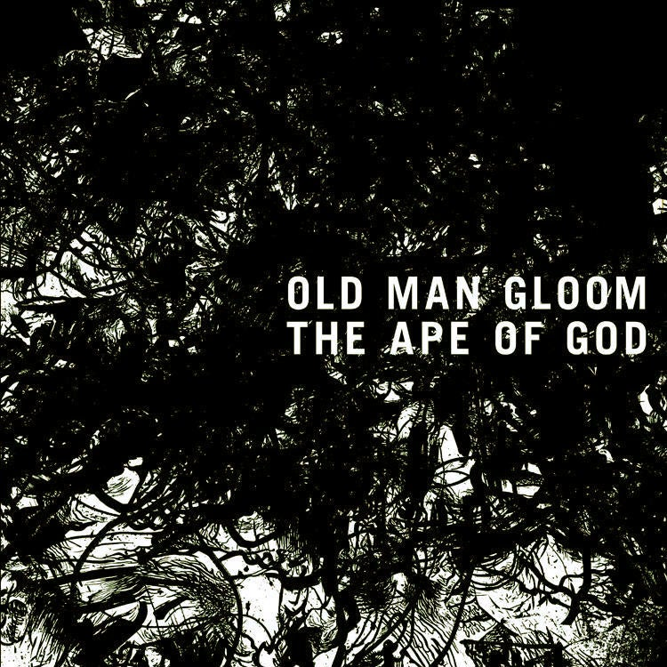 "Image of Old Man Gloom ""Ape of God"" (SIGE33) LP"