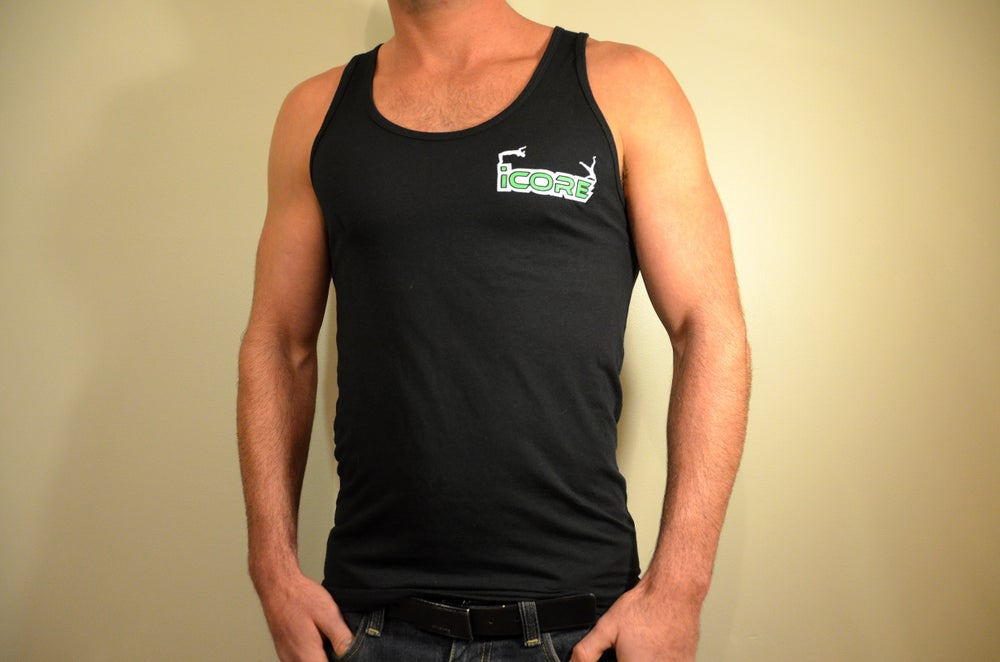 Image of Black Tank Top