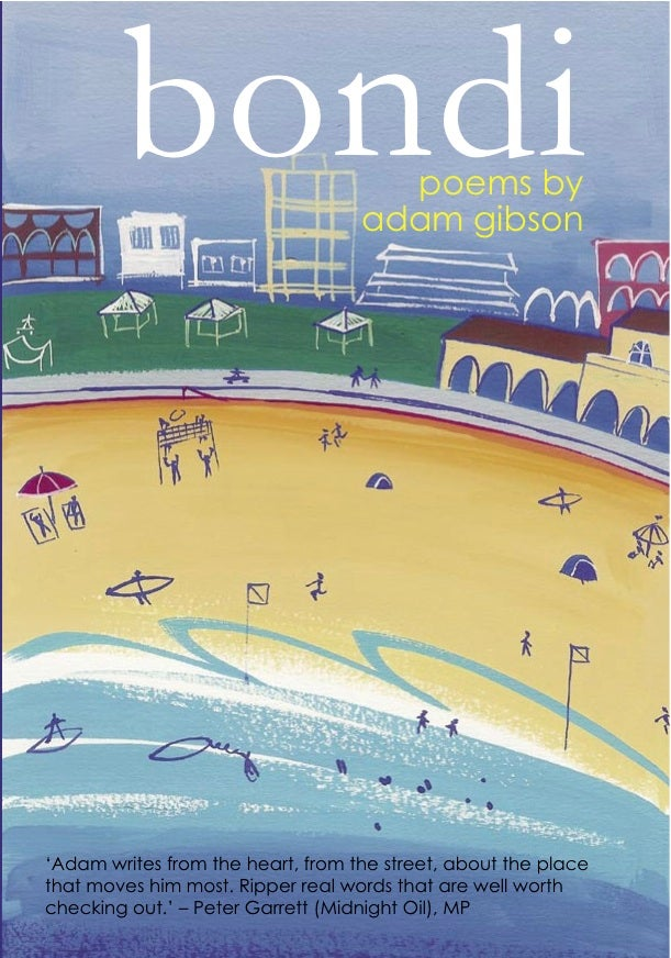 Image of 'Bondi Poems'