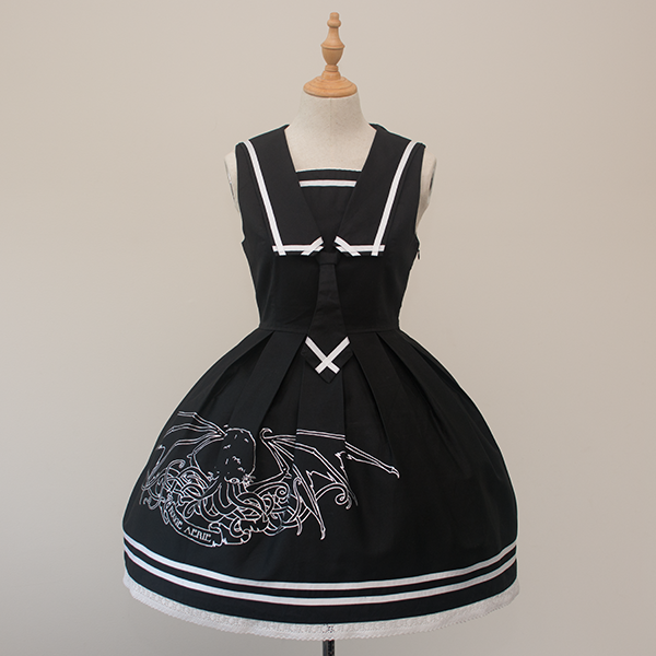 Image of Nightmare Rising JSK - Black