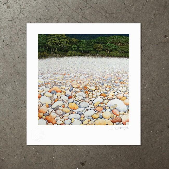Image of Pebble Beach - Art Print