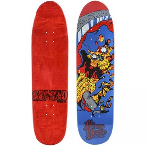 """Image of Shipyard Skates """" The Reaping"""" deck"""