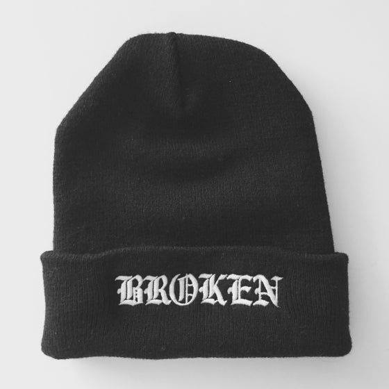 Image of Broken Beanie
