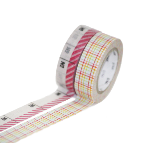 Image of MT Washi Tape - Patterns