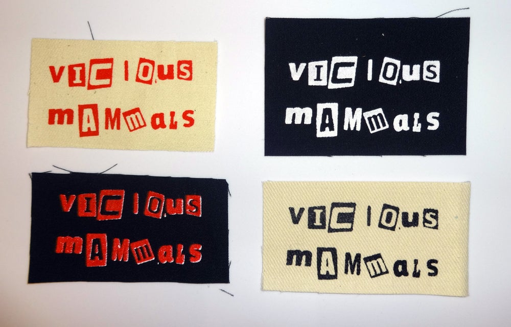Image of Ransom Note Patch