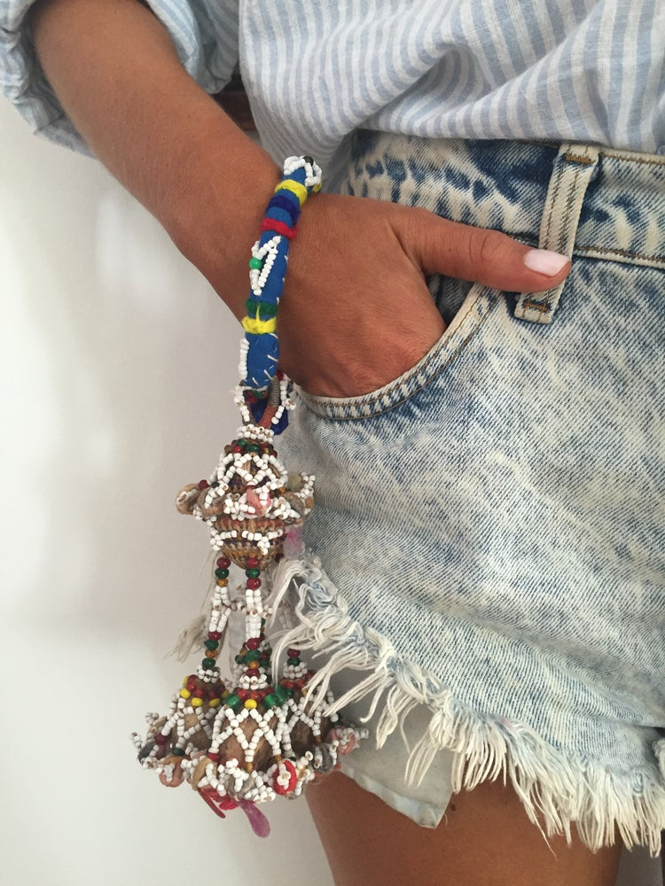 Image of #13 Antique Ceremonial Tassel