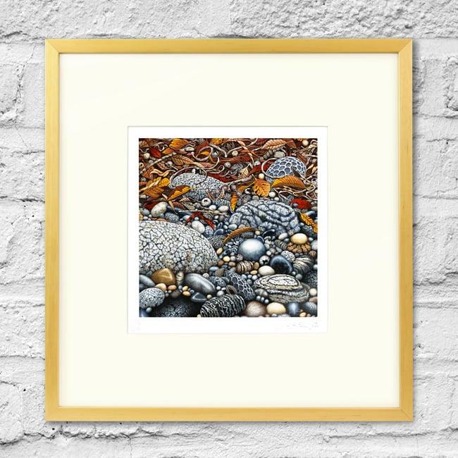 Image of Tidal Collection - Framed Print