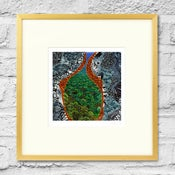 Image of Birds Eye View - Framed Print