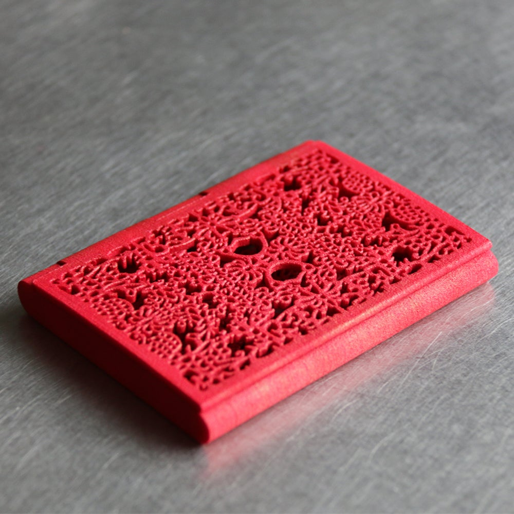 Image of 3D printed cardholder myKEES LACE