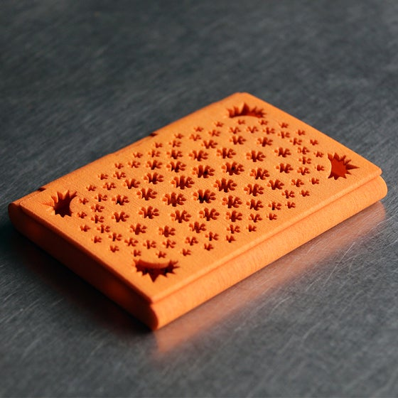 Image of 3D printed cardholder myKEES BLOOMING