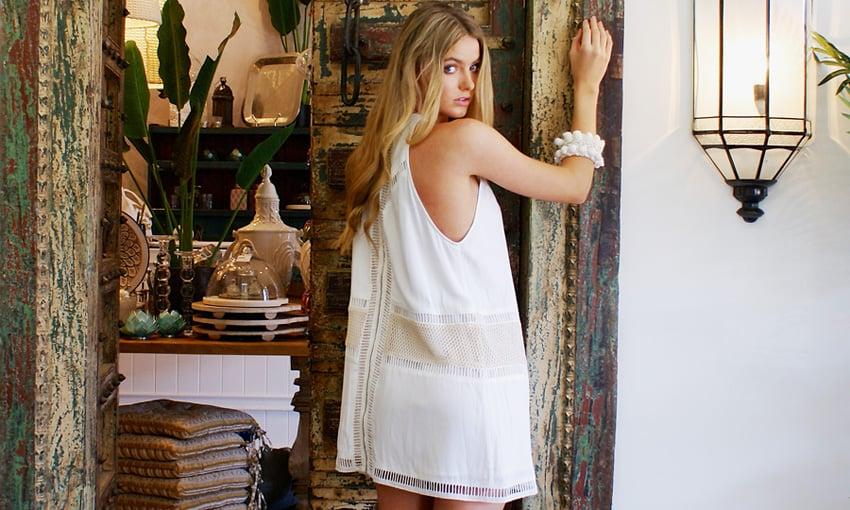 Image of Rise & Shine Mini Dress
