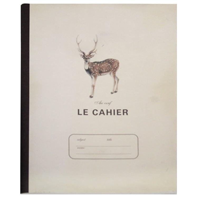 Large Notebook - Deer