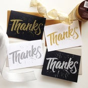 Image of Thank you cards (4-pack)