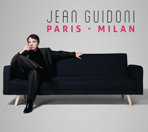 Image of JEAN GUIDONI - PARIS MILAN