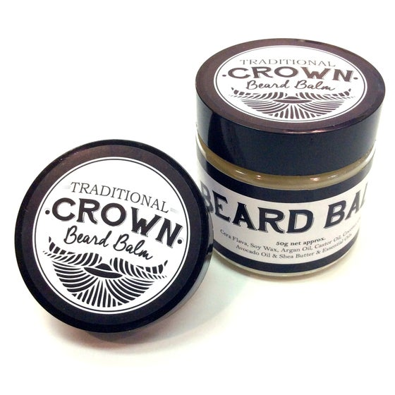 Image of CROWN BEARD BALM