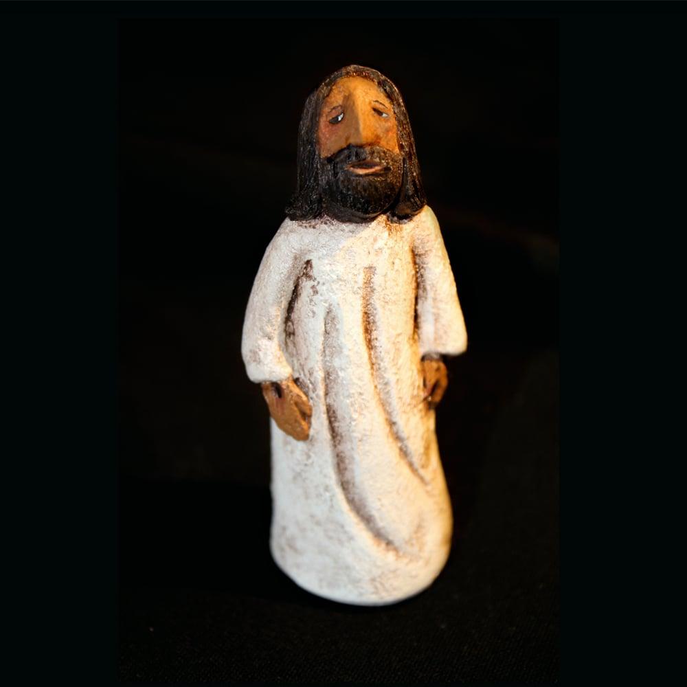 Image of RESURRECTED JESUS - Painted