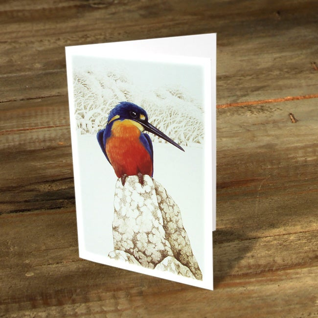 Image of 0Azure Kingfisher - Gift Card