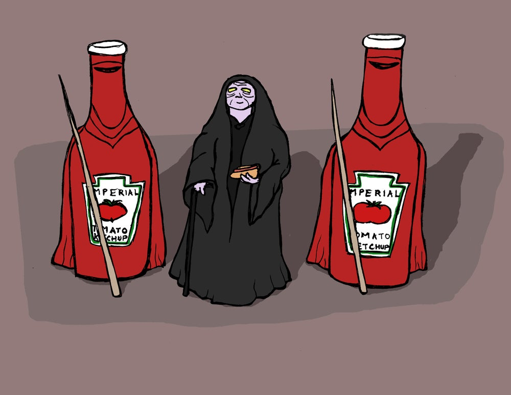 "Image of ""Imperial Ketchup"""