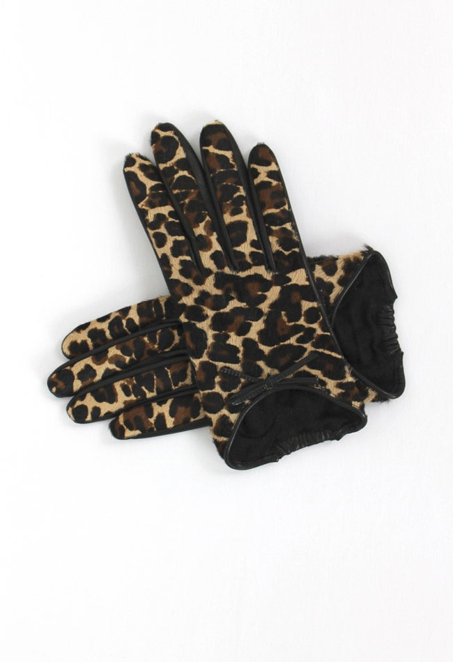 Image of ANIMAL PRINT GLOVES