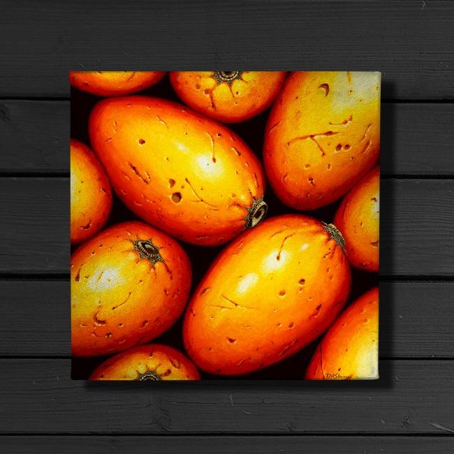 Image of Endiandra Montana - Canvas Print