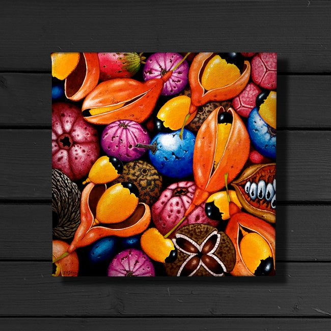 Image of Fruit Salad - Canvas Print