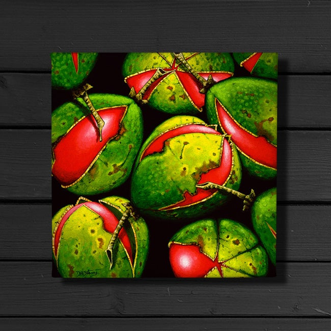 Image of Dysoxylum Klanderi - Canvas Print