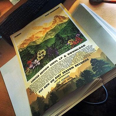SLOATH 'Deep Mountain' Vinyl LP