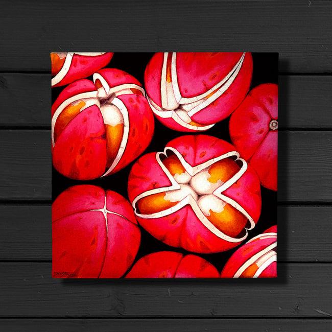 Image of Dysoxylum Arborescens - Canvas Print