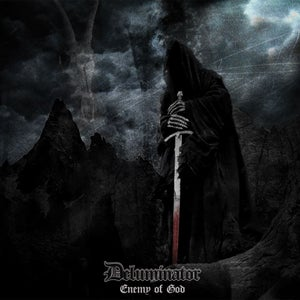 "Image of Deluminator - Enemy of God 7"" normal version"