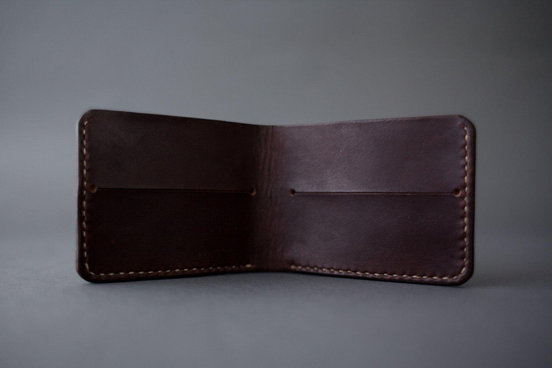 Image of Brown Minimalist Wallet