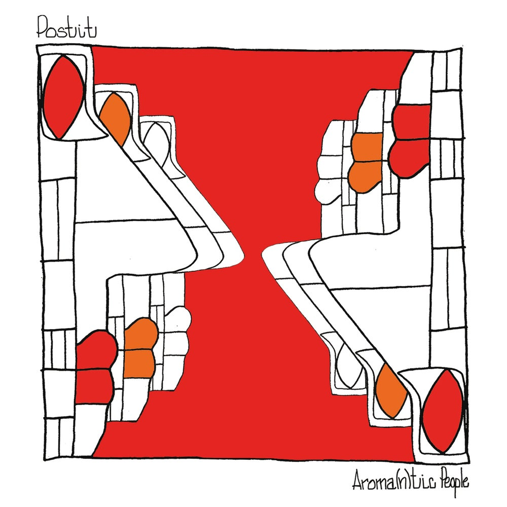"""Image of Postit """"Arom(n)tic People"""" (Jewel Box)"""