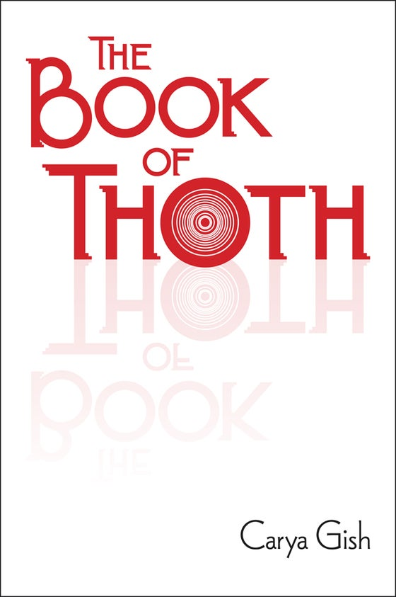 Image of THE BOOK OF THOTH - UK, EUROPE AND INTERNATIONAL ECONOMY