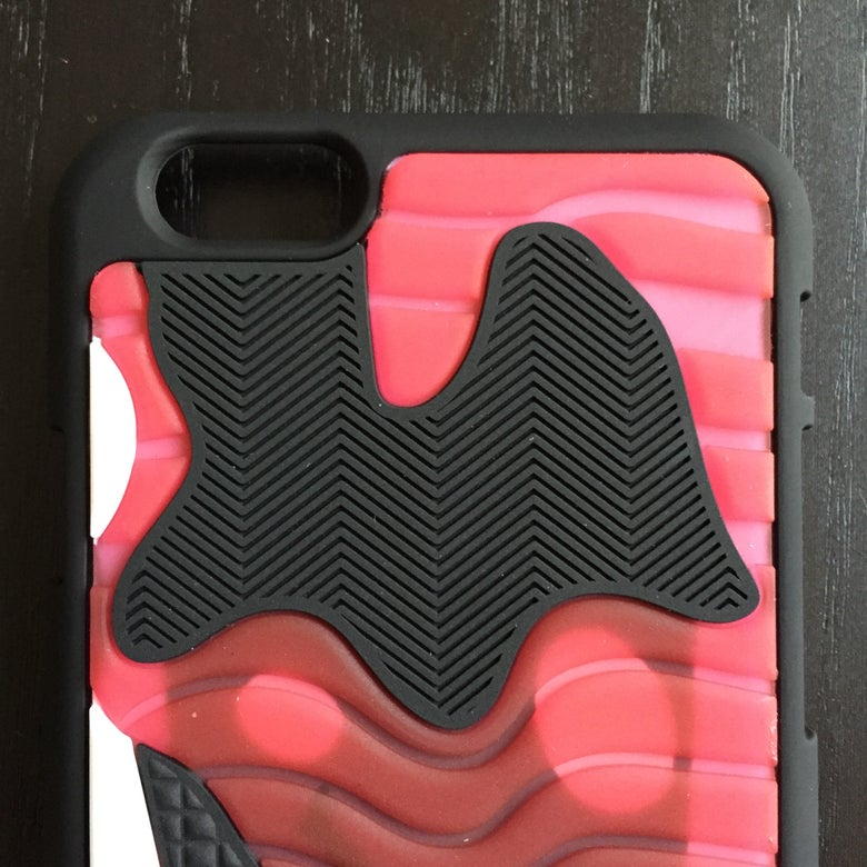 Image of A11 Bred Sneaker Case for iPhone 6