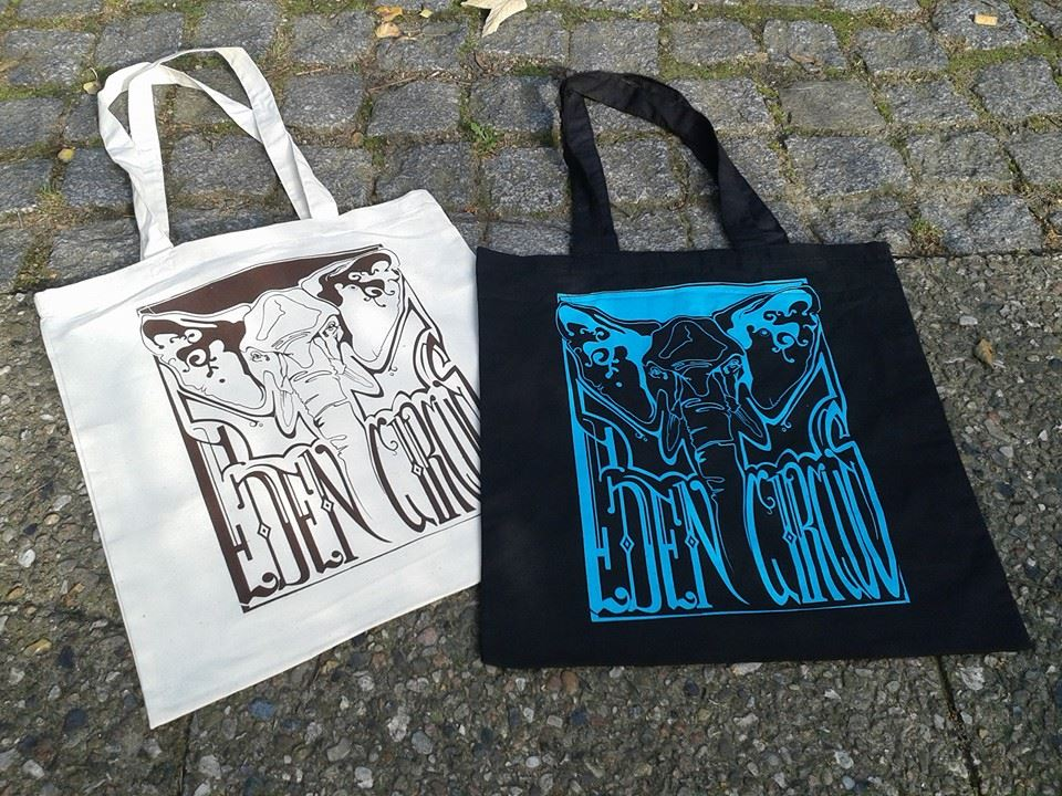 Image of Elephant Tote Bag