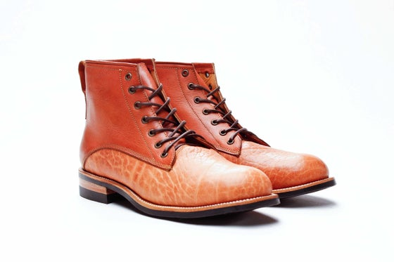 Image of BULLHIDE BOOTS TAN