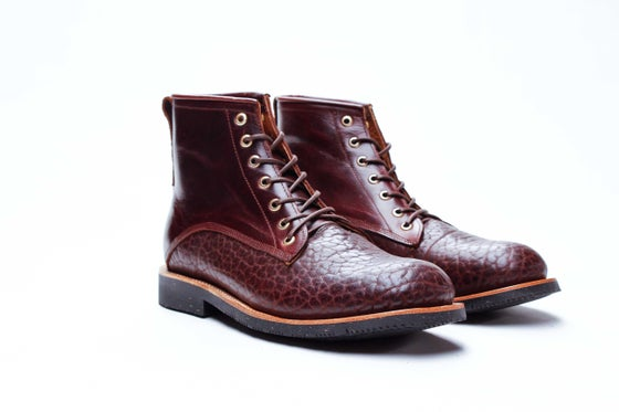 Image of BULLHIDE BOOTS BROWN