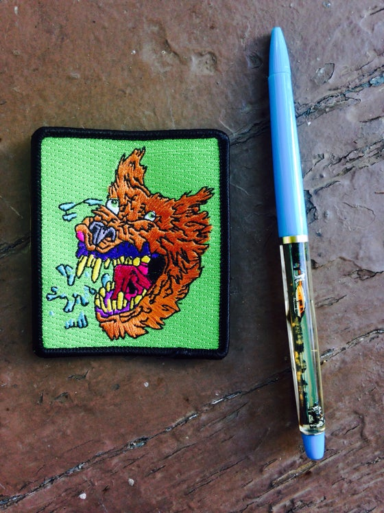 Image of Wolf Patch