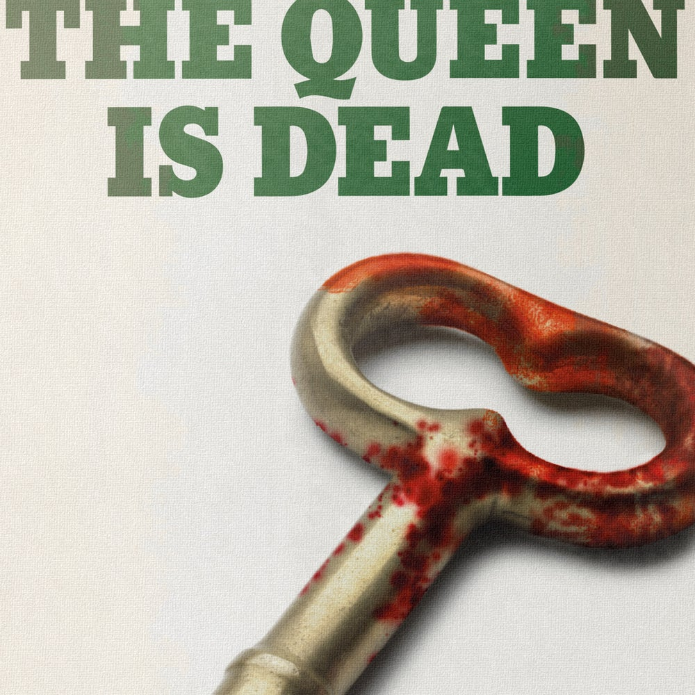 Image of The Queen Is Dead Art Print