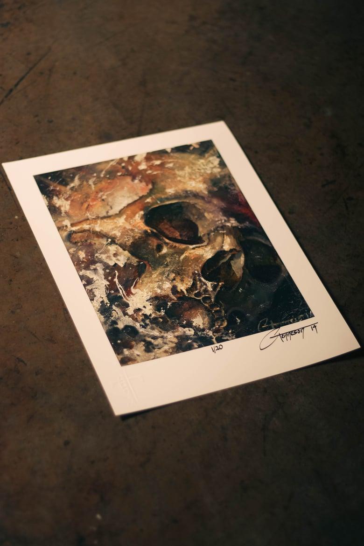 "Image of ""Baptism"" (Print)"